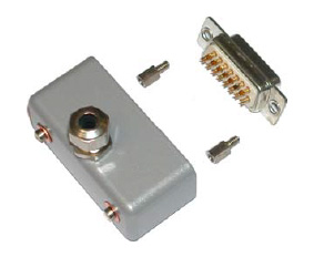 IP65_90_D-Sub_connector