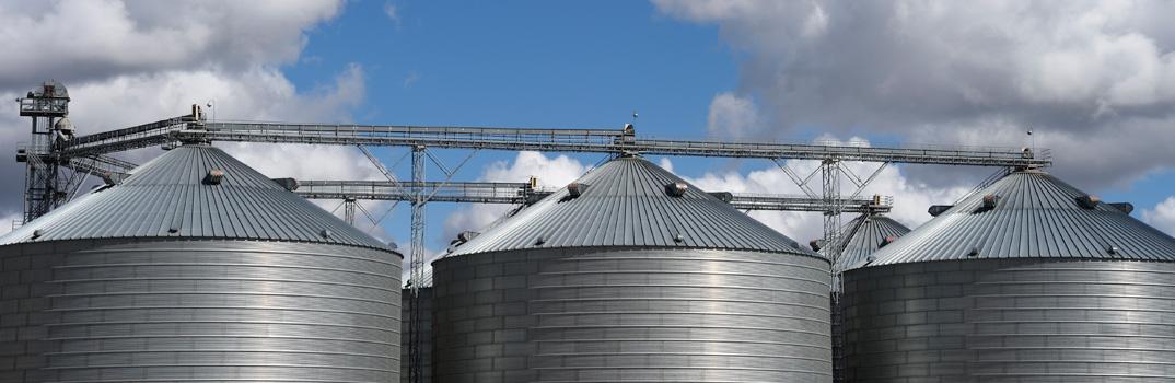 silo level monitoring system