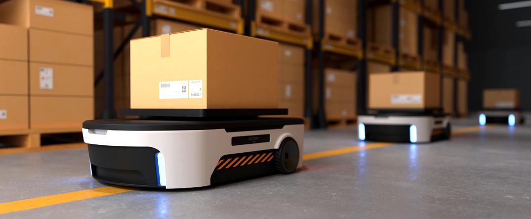 warehouse automation sensors