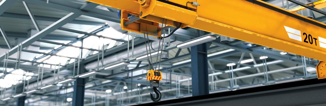 crane collision detection sensor